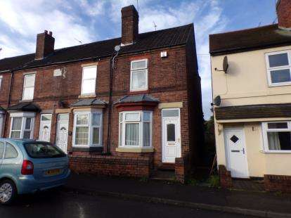 2 Bedrooms Terraced House for sale in Fisher Street, Willenhall, West Midlands