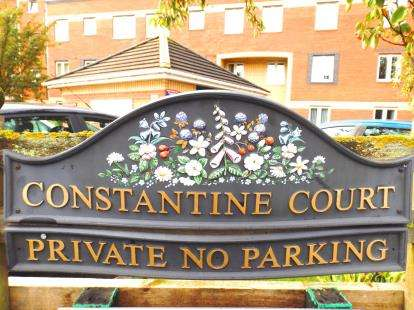 1 Bedroom Flat for sale in Constantine Court, Middlesbrough