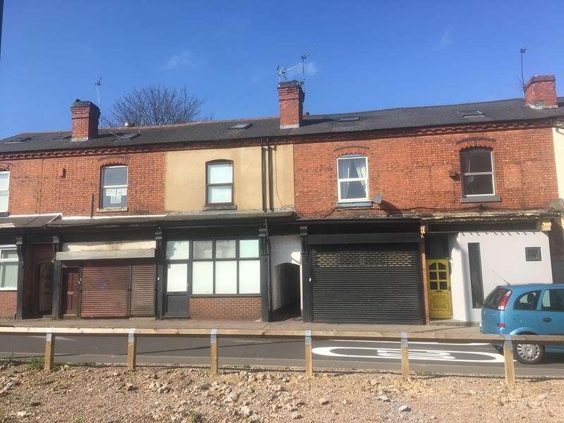 Terraced House for sale in 64 & 66 Hazelwell Street, Stirchley, Birmingham