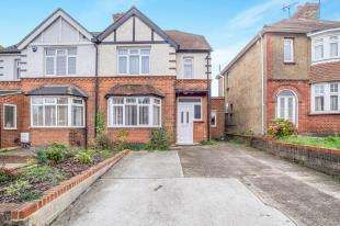 3 Bedrooms Semi Detached House for sale in Maidstone Road, Rainham, Gillingham, Kent