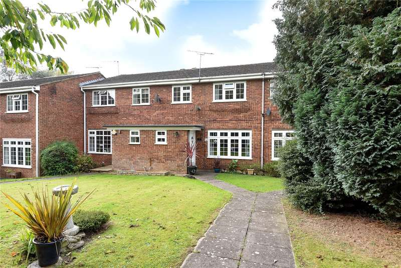 4 Bedrooms Terraced House for sale in Cavendish Court, Mayfare, Croxley Green, Hertfordshire, WD3