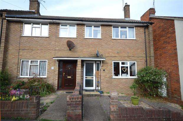 3 Bedrooms End Of Terrace House for sale in Mount Pleasant Road, Aldershot, Hampshire