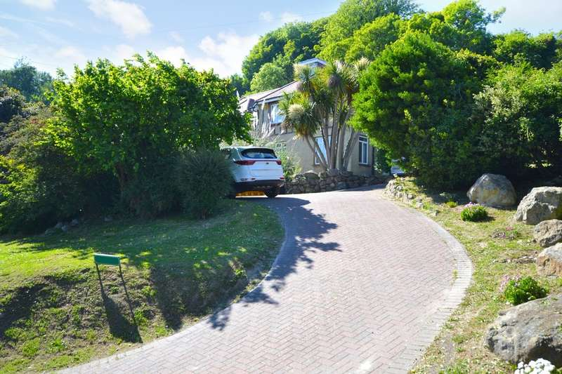 5 Bedrooms Detached House for sale in Ventnor, Isle Of Wight