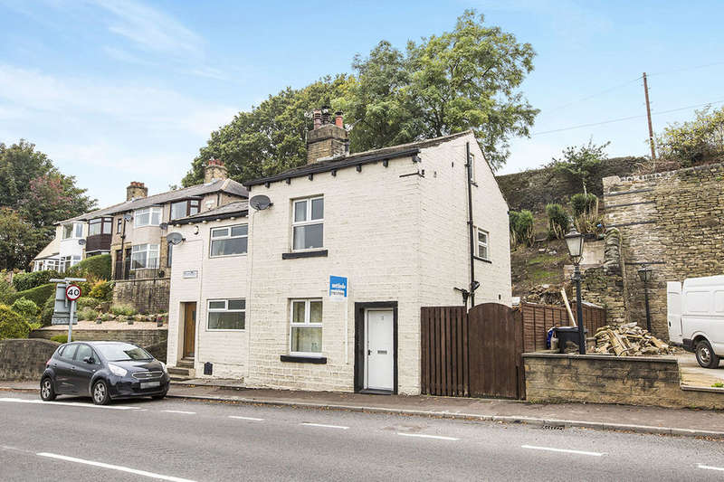 2 Bedrooms Semi Detached House for sale in Friendly, Sowerby Bridge, HX6