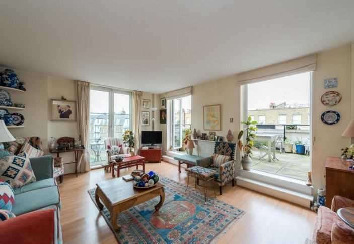 2 Bedrooms Apartment Flat for sale in Palgrave Gardens, London