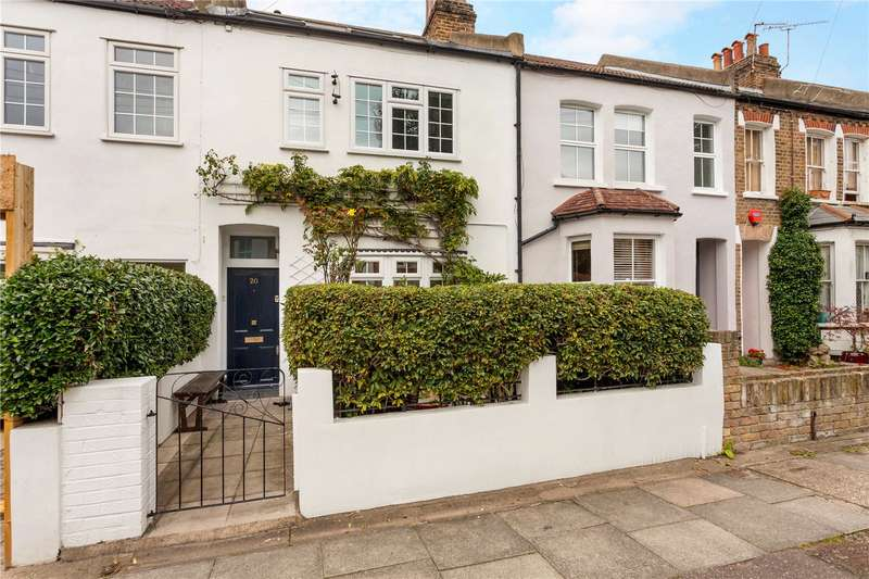 4 Bedrooms Terraced House for sale in Waldeck Road, London, W4
