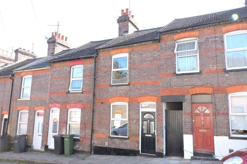 2 Bedrooms Terraced House for sale in Ashton Road, Luton, Bedfordshire, LU1 3QG