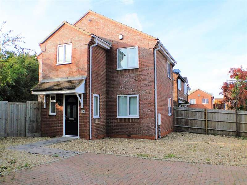 3 Bedrooms Detached House for sale in Anglesey Court, Milton Keynes