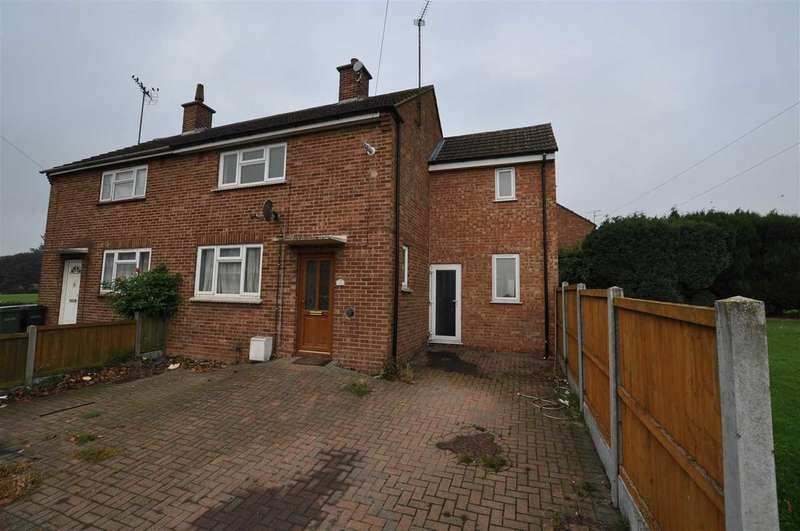 4 Bedrooms Semi Detached House for sale in Queens Road, Braintree
