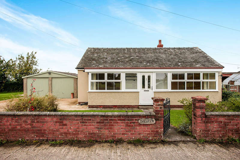 2 Bedrooms Detached Bungalow for sale in Blackford, Carlisle, CA6