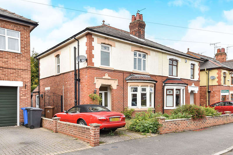 3 Bedrooms Semi Detached House for sale in Lindon Drive, Alvaston, DERBY, DE24
