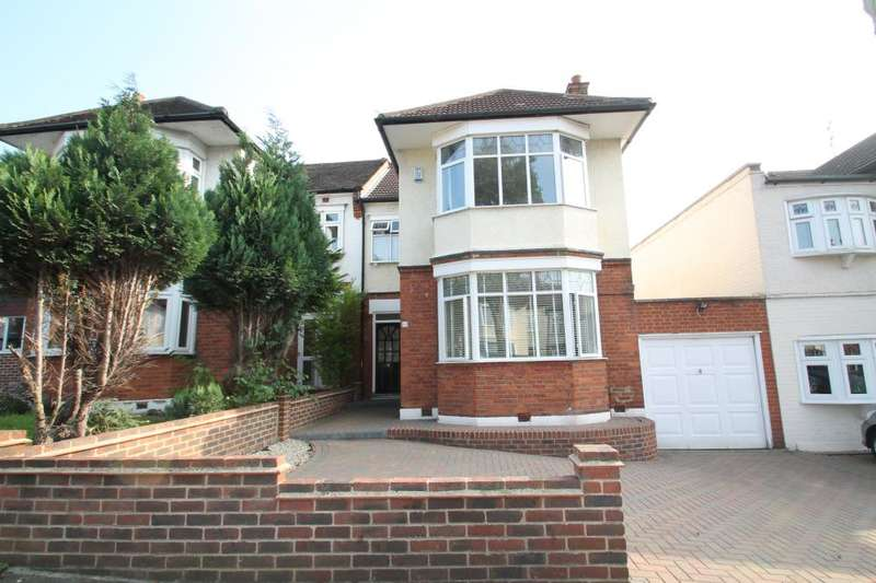 3 Bedrooms Semi Detached House for sale in EXETER GARDENS, ILFORD