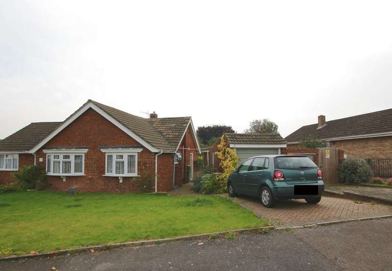 2 Bedrooms Semi Detached Bungalow for sale in ALLINGTON