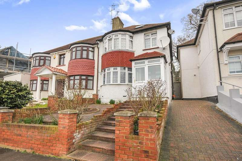 5 Bedrooms Semi Detached House for sale in Covington Way, London, SW16