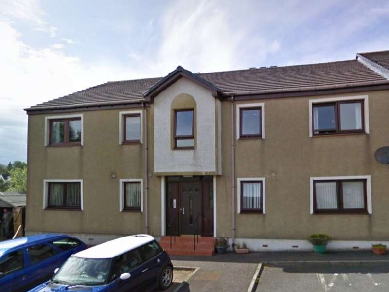 2 Bedrooms Flat for rent in 9C West End, Dalry, KA24 5DU