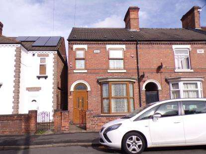 3 Bedrooms Terraced House for sale in Sydney Street, Burton On Trent, Staffordshire
