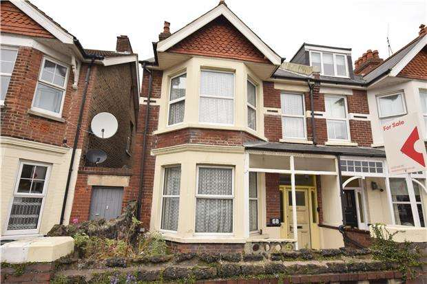 3 Bedrooms End Of Terrace House for sale in Whitley Road, EASTBOURNE, East Sussex, BN22 8NE