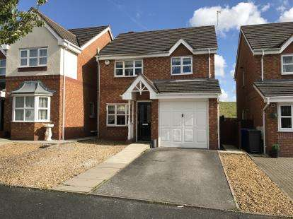 3 Bedrooms Detached House for sale in Campian Way, Norton, Stoke On Trent, Staffs