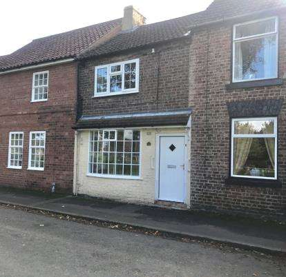 2 Bedrooms Terraced House for sale in Water End, Brompton