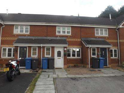 3 Bedrooms Terraced House for sale in Ludlow Close, Woolston, Warrington, Cheshire