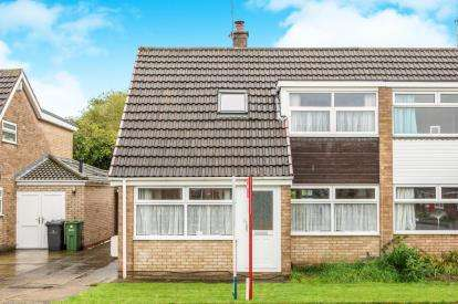 4 Bedrooms Semi Detached House for sale in Bramble Dene, York