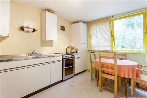 2 Bedrooms Flat for sale in Beaumont Road, LONDON, SW19 6RG