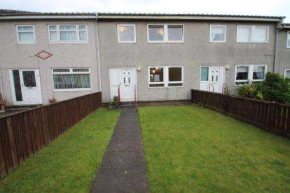3 Bedrooms Terraced House for sale in Dalveen Quadrant, Coatbridge, North Lanarkshire