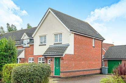 3 Bedrooms End Of Terrace House for sale in Rackheath, Norwich, Norfolk