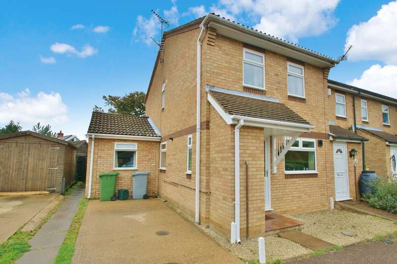 4 Bedrooms End Of Terrace House for sale in Arthurton Road, Spixworth