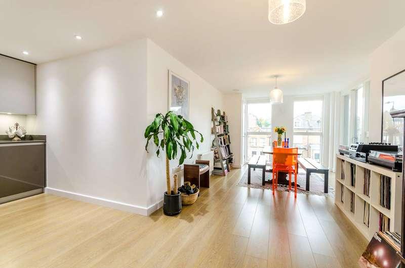 2 Bedrooms Flat for sale in Roehampton Lane, Roehampton, SW15