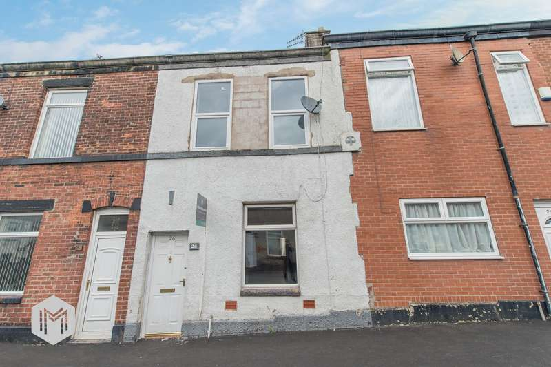 3 Bedrooms Terraced House for sale in Regent Street, Bury, BL9