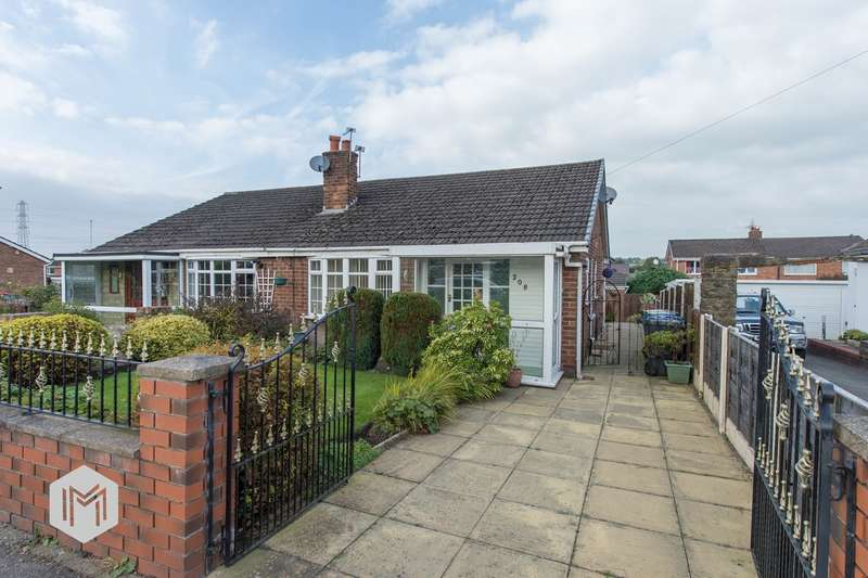 2 Bedrooms Semi Detached Bungalow for sale in Turks Road, Radcliffe, Manchester, M26