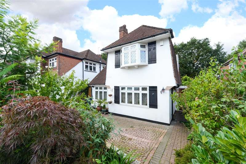 4 Bedrooms Detached House for sale in Hartland Way, Shirley