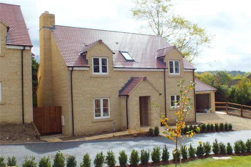 4 Bedrooms Detached House for sale in The Larches, Off Station Road, Broadway, WR12