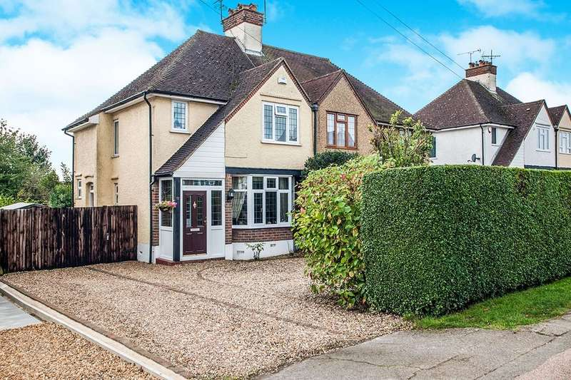 2 Bedrooms Semi Detached House for sale in Trowley Rise, Abbots Langley, WD5