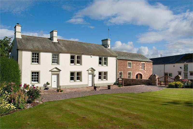 4 Bedrooms Detached House for sale in CA7 0LX The Slack, Wigton, Cumbria