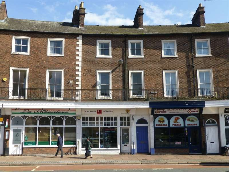 Commercial Property for sale in CA1 1QW The Crescent, Carlisle