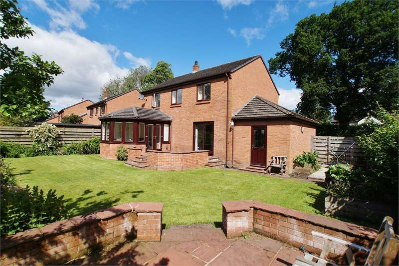 4 Bedrooms Detached House for sale in CA5 6BT Southfield, Burgh-by-Sands, Carlisle, Cumbria