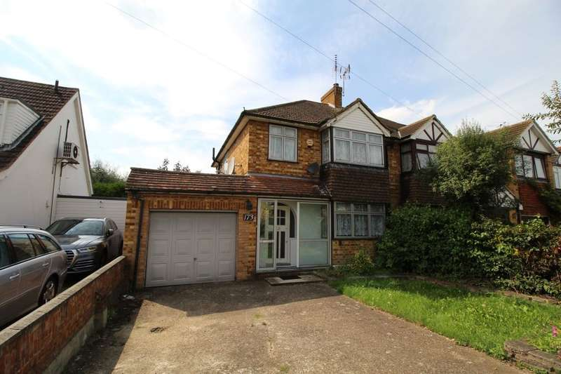 3 Bedrooms Semi Detached House for sale in Stanwell Road, Ashford, TW15