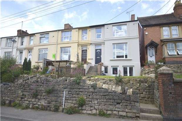 3 Bedrooms End Of Terrace House for sale in Slad Road, Stroud, Gloucestershire, GL5 1QT