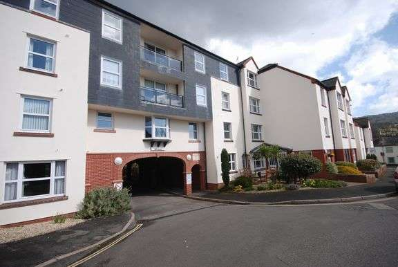 1 Bedroom Retirement Property for sale in Brewery Lane, Sidmouth