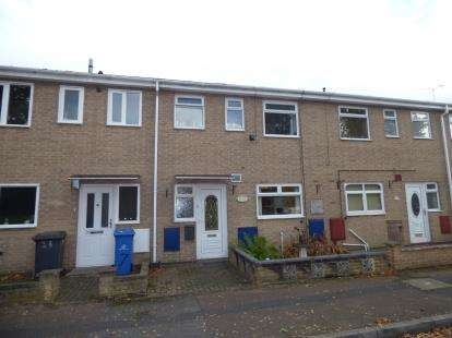 3 Bedrooms Terraced House for sale in Acorn Close, Shelton Lock, Derby, Derbyshire