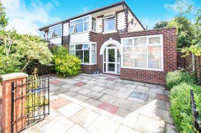 3 Bedrooms Semi Detached House for sale in St. Werburghs Road, Chorlton, Manchester, Greater Manchester