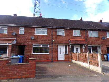 3 Bedrooms Terraced House for sale in Hardwick Road, Partington, Manchester, Greater Manchester
