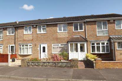 3 Bedrooms Terraced House for sale in Kettlewell Way, Birmingham, West Midlands