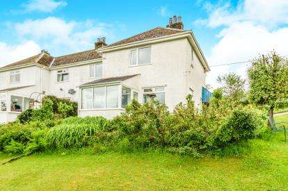 4 Bedrooms Semi Detached House for sale in Horrabridge, Yelverton, Devon
