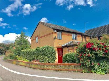 4 Bedrooms Semi Detached House for sale in Earlstoke Close, Banbury, Oxfordshire