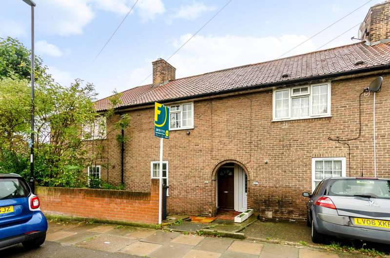 2 Bedrooms House for sale in Shroffold Road, Bromley, BR1