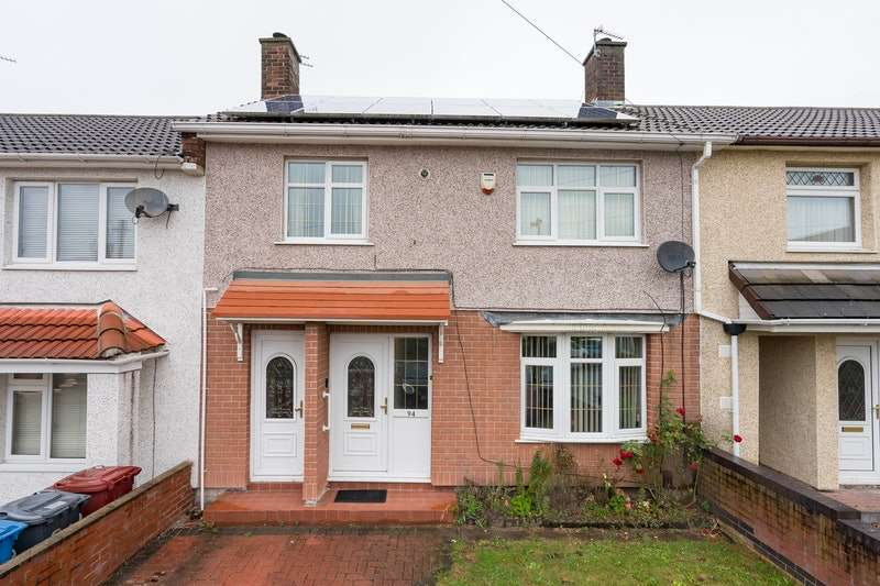 3 Bedrooms Terraced House for sale in Stonehey Road, Kirkby, Merseyside, L32