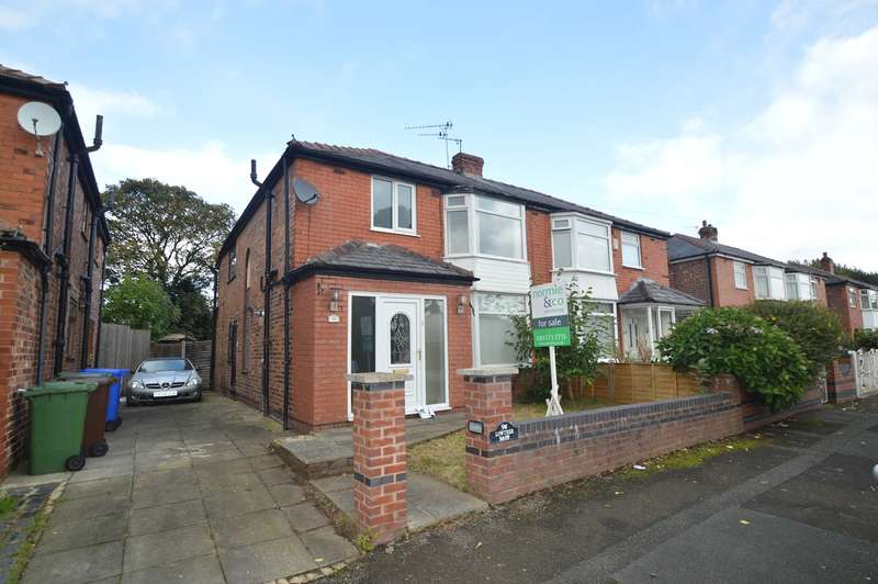 3 Bedrooms Semi Detached House for sale in Lowther Road, Prestwich, Manchester, M25